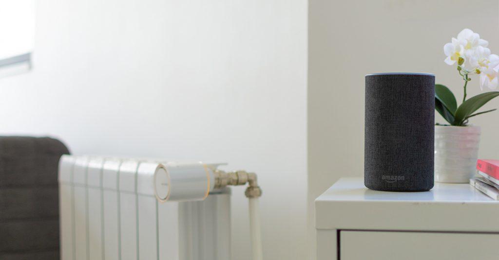 Commande vocale et thermostat connecté Netatmo